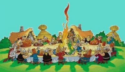 Repas asterix 1